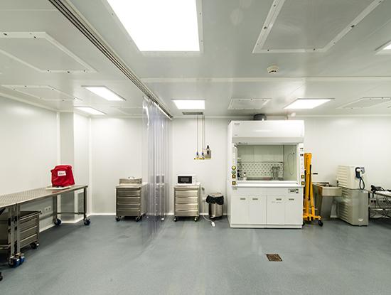 Instalaciones Laboratorio Subterráneo Canfranc