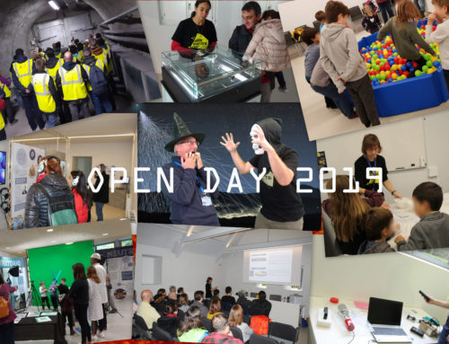 Gran éxito del Open Day