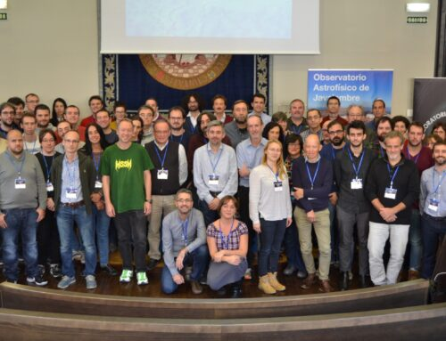 Probing the Dark Universe, OAJ-LSC synergies – Paraninfo Zaragoza (5-6 November 2018)