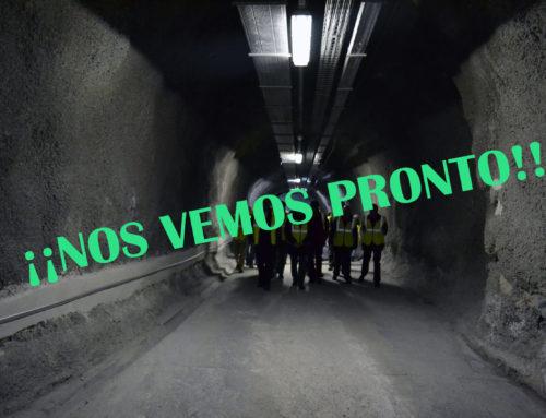 SUSPENSIÓN TEMPORAL DE LAS VISITAS GUIADAS AL LSC